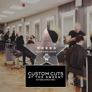 Custom Cuts - Excellence in hair, excellence in service