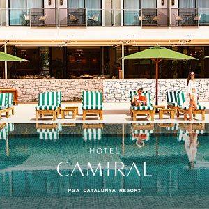 5 Star Website Developed for Hotel Camiral Luxury Resort in Catalunya